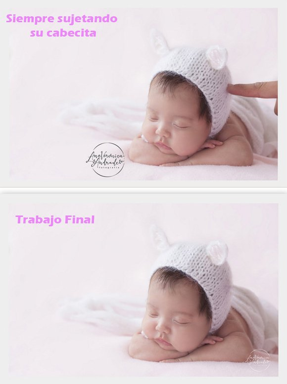 sesion de fotos para bebes