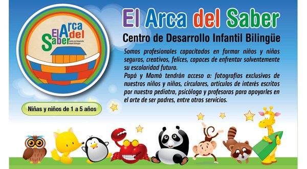 Centro de Desarrollo Infantil Bilingue El Arca del Saber