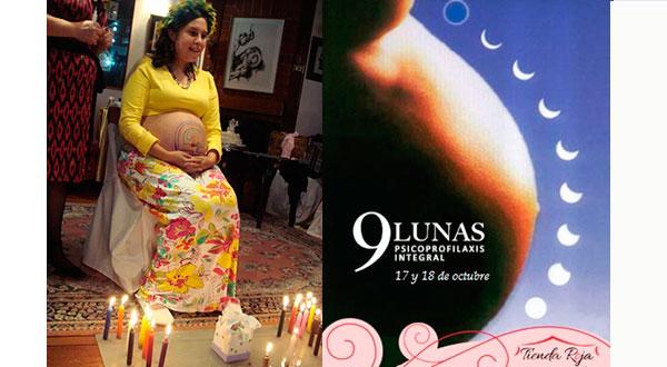 Yoga, Embarazo y Lactancia 9 Lunas