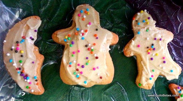 galletas de navidad receta faci