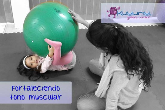 estimulacion temprana para bebe