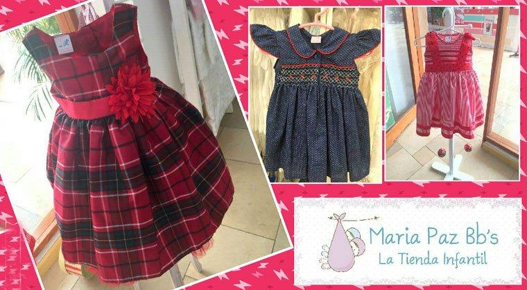 Vestidos de navidad para niña