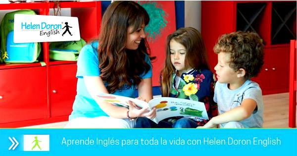 Curso De Ingles Para Ninos Y Bebes Helen Doron English