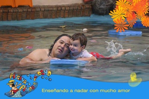 Natación para bebes y niños