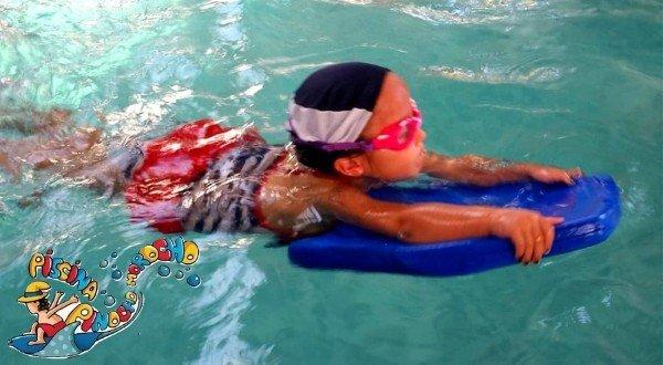 escuela de natacion