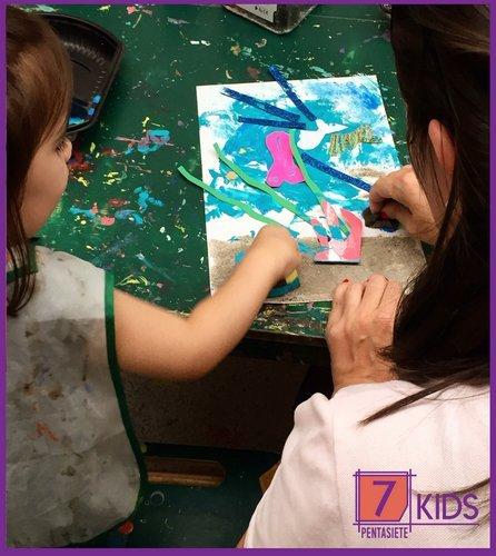 clases de arte en cumbaya