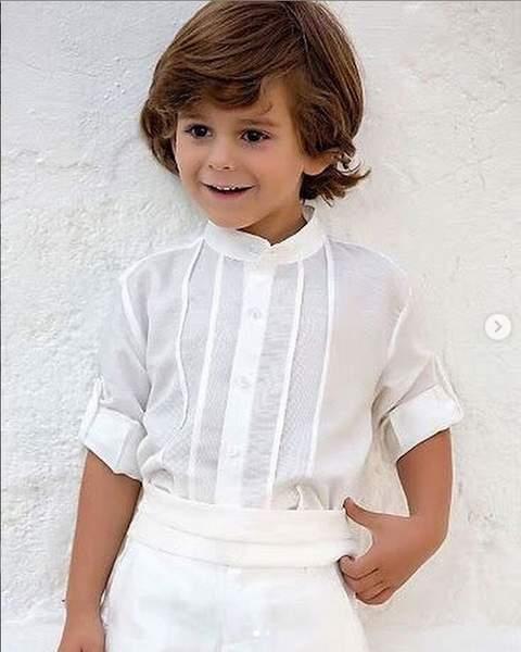 vestidos de bautizo