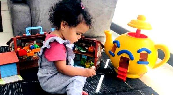 espacio de juegos por horas para bebes en Cumbaya