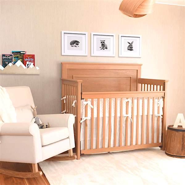camas cuna de bebe en Quito