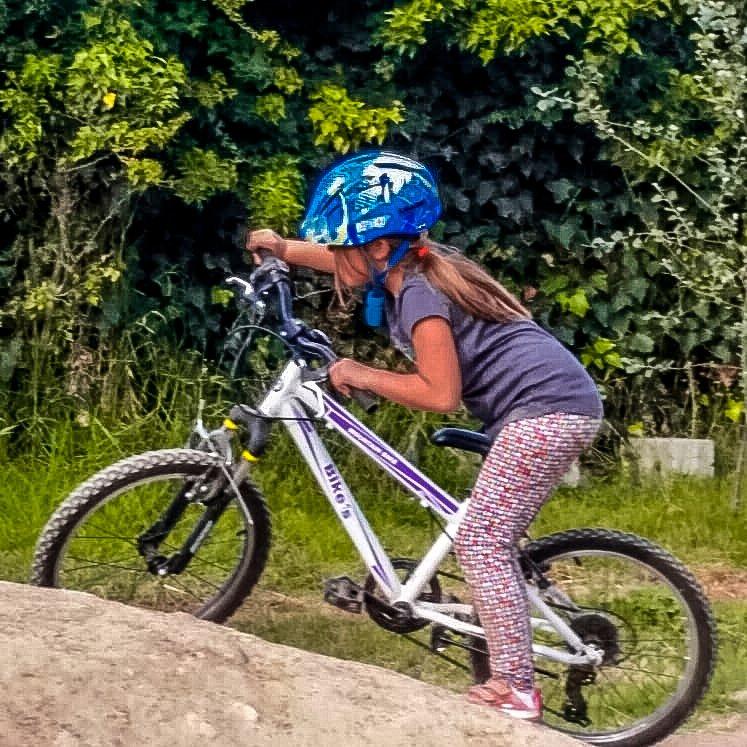 donde montar bici con niños en quito