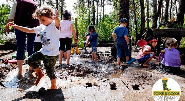 Centro Infantil Roots and Boots con Metodología Bosque Escuela /Educación Inicial.