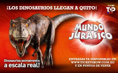 dinosaurios quito
