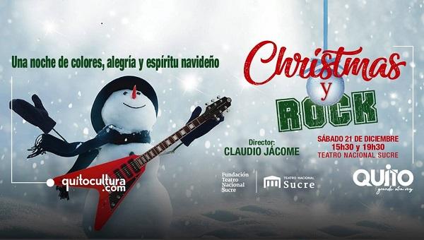 Navidad para niños en Quito